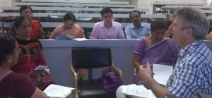 Consultations with EFLU and other South India-based ELT academics