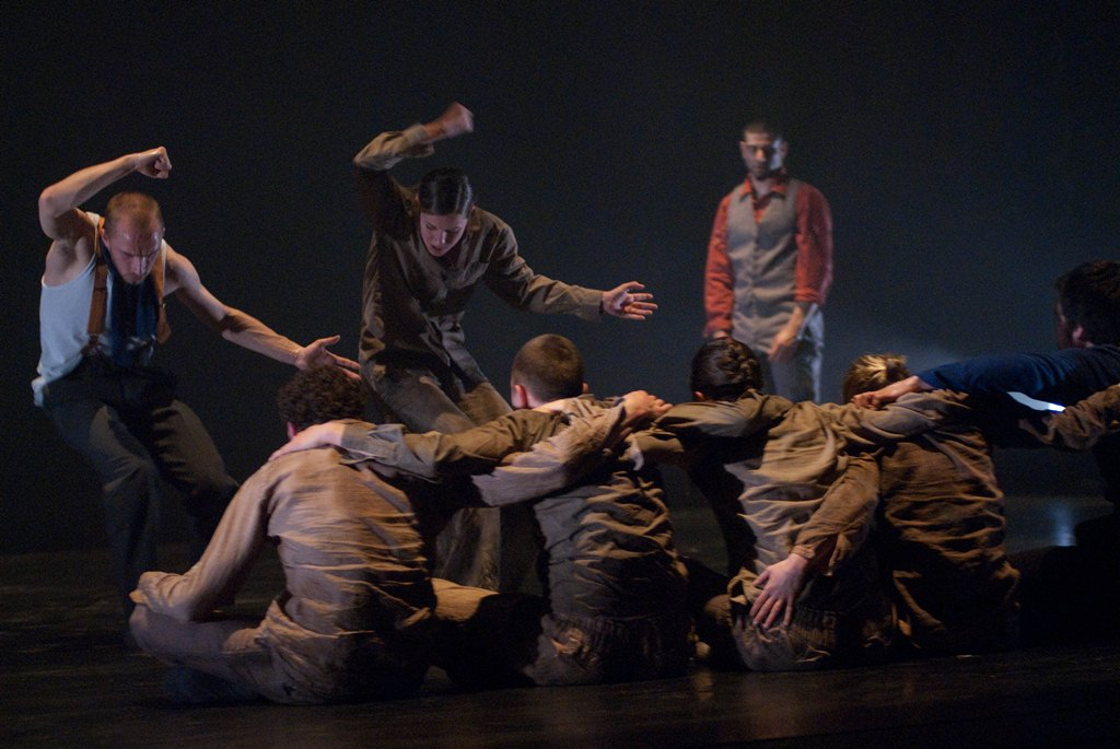 Hofesh Shechter Company: Political Mother