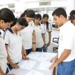 Jewellery making Workshops with design students from various colleges and Institutes