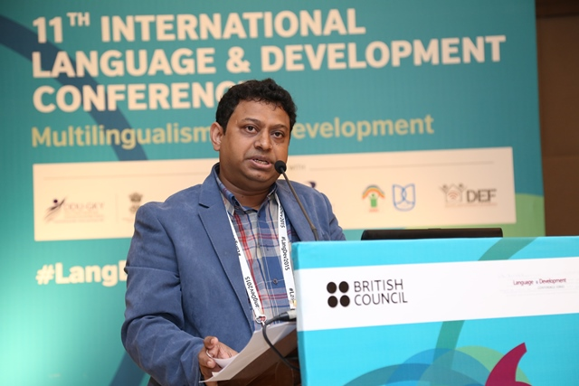 Sayeedur Rahman is Associate Professor and Teacher-in-Charge of English language in the University of Dhaka, Bangladesh