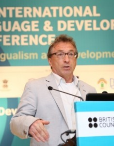 John Simpson is Senior Adviser, English for Education Systems Sub-Saharan Africa, with the British Council