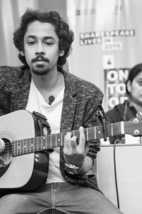 Young actor Riddhi Sen performs Shakespeare at the British Council in Kolkata