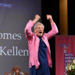 McKellen at the BD Somani school