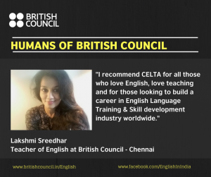 HUMANS OF BRITISH COUNCIL